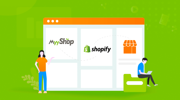 Link MyyShop with Shopify Store